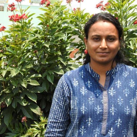Dr Thriveni HN's picture